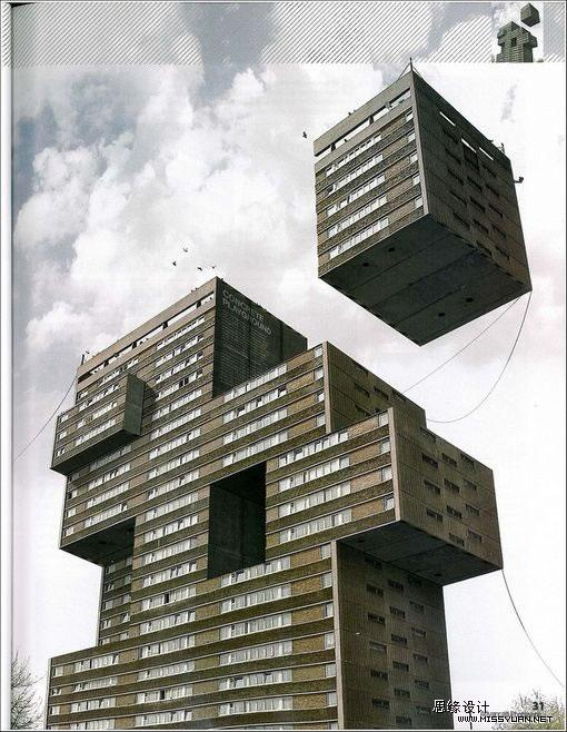 Ps ps for Architecture impossible
